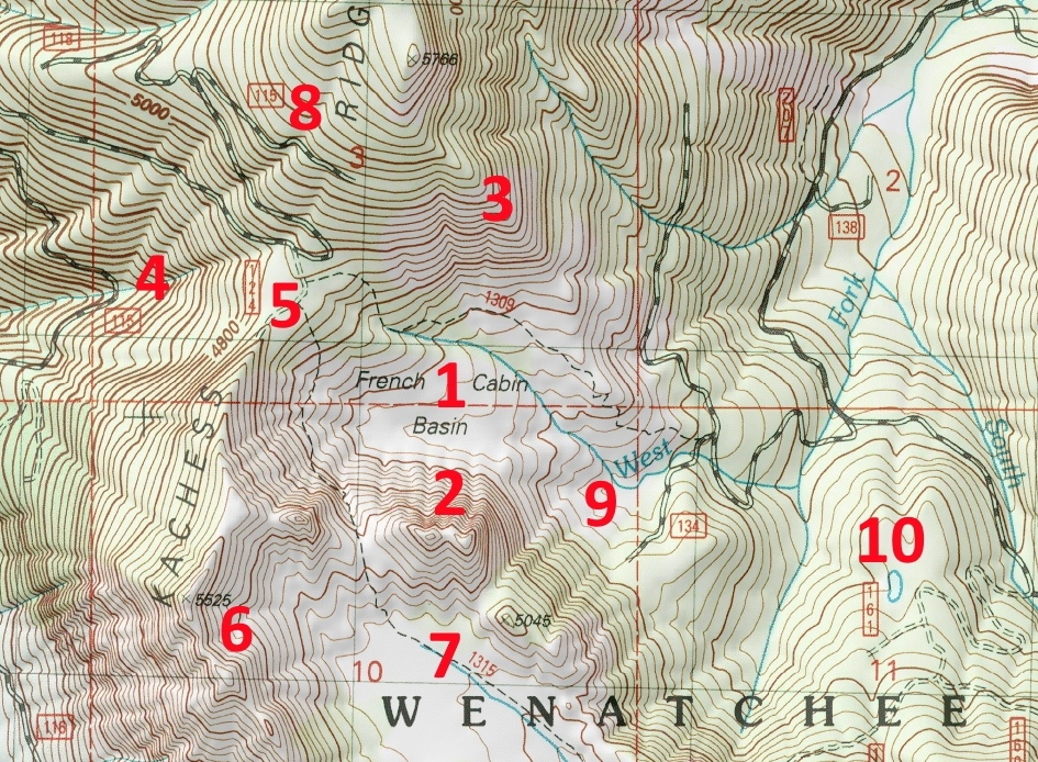 How to Read Topographic Maps - TopoZone